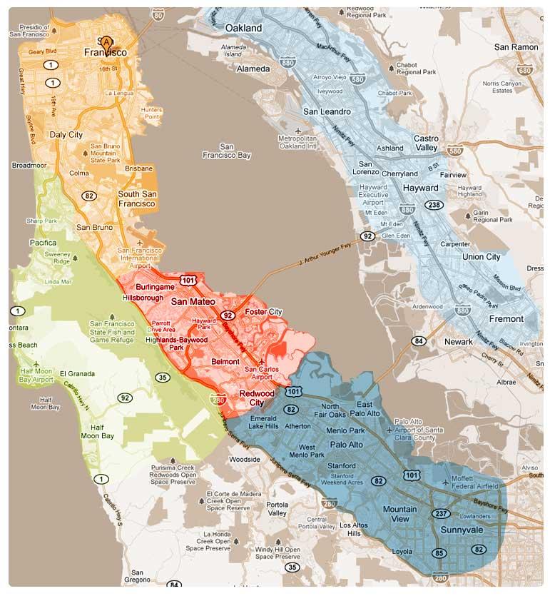 Opinions On San Francisco Peninsula